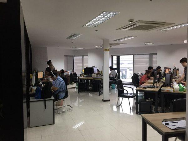 始终坚持为合作伙伴提供最好的品质 上海源沂网络科技有限公司展示3