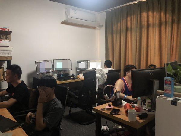 深圳市甴曱艺术设计有限公司展示2