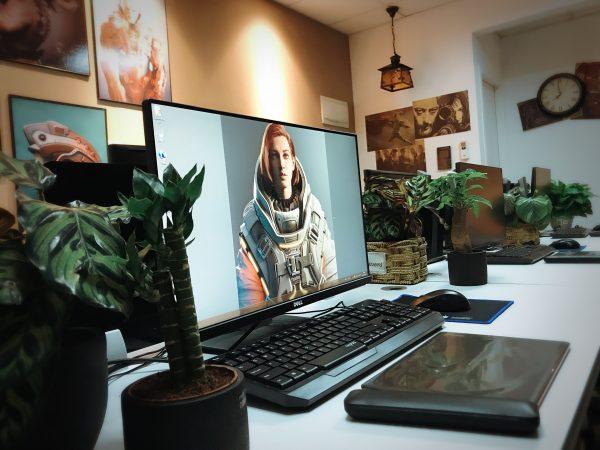 苏州鲨锐数字科技有限公司展示3